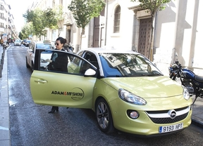 El Opel ADAM lleva la moda a Madrid