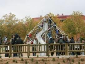 Tres Cantos remodela el Parque Central