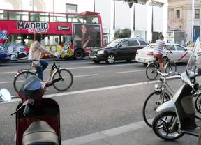El impulso de la bicicleta en Madrid crearía 3.700 trabajos y evitaría 211 muertes