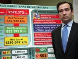 Una 'brújula' actualizada para moverse por Madrid