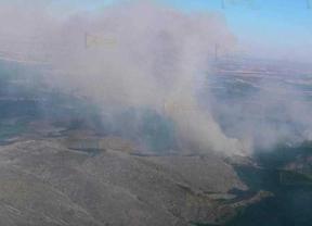 Controlado el incendio de Guadalajara