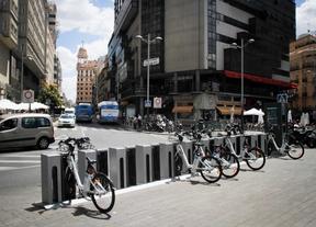 Sistema de alquiler de bicicletas eléctricas Bicimad