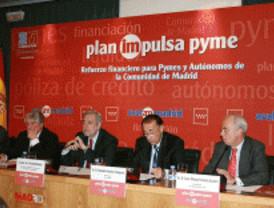Avalmadrid dotará de liquidez a las pymes madrileñas