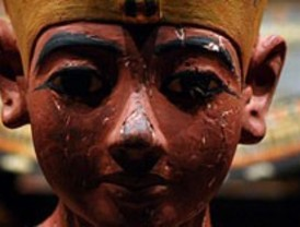 La exposición de Tutankhamón, más barata los fines de semana