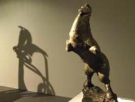 Un 'bosque de esculturas' en la Fundación Canal