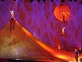 Cirque du Soleil presenta 'Delirium' en el Palacio de los Deportes