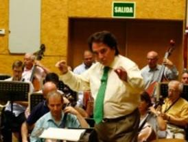 García Asensio dejará la dirección de la Banda Municipal