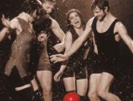 Crítica teatral.-'Rain': circo en un teatro