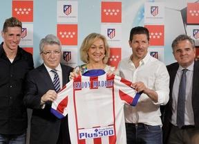 El Atlético se suma a la promoción turística de Madrid