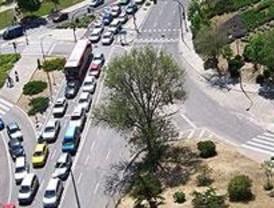 Comienza la pavimentación de la carretera de Extremadura