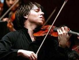 El violinista Joshua Bell actúa este fin de semana en el Auditorio Nacional