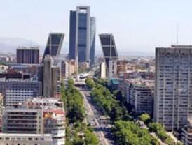 Madrid acumula 21 meses de crecimiento económico pese a la crisis
