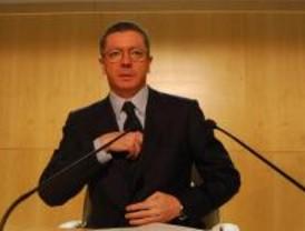 Ruíz Gallardón bromea con el futuro de los Juegos Olímpicos en la capital
