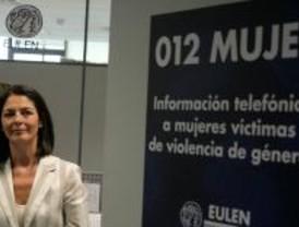 El 012 Mujer atiende a 1.100 víctimas de malos tratos en 2008