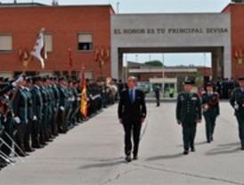 Fernández de Mesa preside el 168 aniversario de la fundación de la Guardia Civil