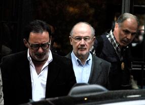La Audiencia de Madrid estudiará si la investigación sobre Rato debe quedar en manos de la Audiencia Nacional