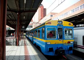 ¿El último viaje del tren Río Eresma?
