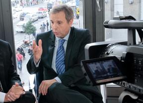 Entrevista a Antonio Miguel Carmona en la Terraza de Gran Vía.