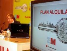 El Plan Alquila facilita la firma de 4.300 contratos en su primer año