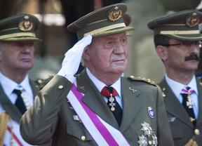 El rey pide a los militares trabajar