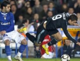 Ronaldo y Arbeloa golean en Madrid en Chapín