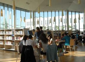 12 bibliotecas amplían su horario por los exámenes