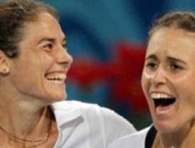Vivi Ruano y Anabel Medina lucharán por el oro en dobles