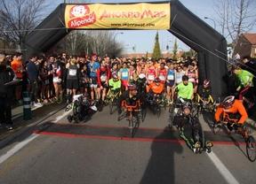 La media maratón 'Ciudad de Getafe' contó con casi 5.000 atletas