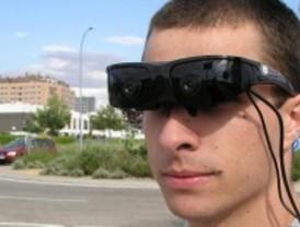 Gafas que señalan obstáculos a las personas con discapacidad visual