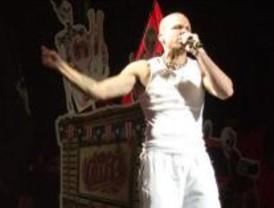 Orishas y Calle 13 reparten ritmo y fraternidad en Madrid