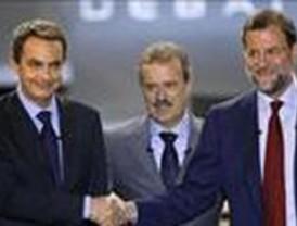 Los sondeos proclaman ganador a Zapatero