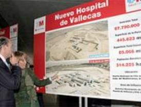 El futuro Hospital de Vallecas atenderá a una población de 300.000 habitantes