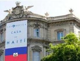 Casa de América es ahora Casa de Haití