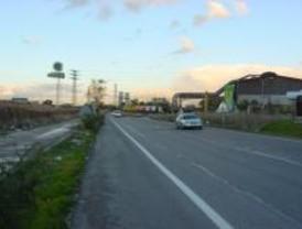 Los vecinos de Valdeavero reclaman mejoras en el 'punto negro' de la M-119