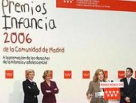El concurso Madrid Río, galardonado con el Premio Infancia 2006