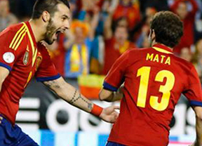 España asegura su presencia en el Mundial