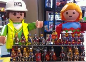 'Superhéroes' y 'villanos' se dan cita hoy en el Toy Market Plaza Aluche