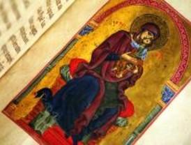 Madrid exhibe la belleza de los mensajes secretos de Bizancio