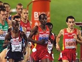 El valdemoreño Jesús España logra la medalla de plata en los 5.000 metros