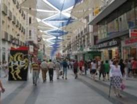 Empresarios de Centro denuncian que en Madrid cierra un comercio cada hora