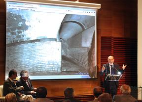 Confirman la existencia de unos 30 nichos que podrían contener los restos de Cervantes