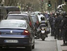 Restringido el uso de vehículos oficiales municipales