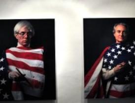 Los retratos más sofisticados se reflejan en fotografías