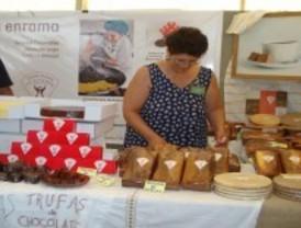 Productos autóctonos y de calidad, en la II Feria de Alimentos de Fresnedillas