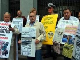 Los antiparquímetros anuncian una manifestación contra el SER este jueves