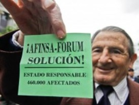 Los afectados por Fórum y Afinsa vuelven a la calle seis años después del fraude