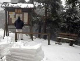 La Comunidad aconseja prudencia en la Sierra durante este puente