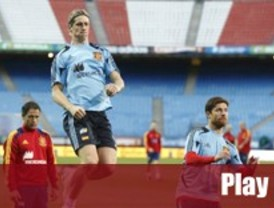 España se enfrenta a Francia en el Calderón