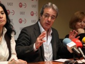 UGT recuerda a Aguirre que los desempleados son su obligación