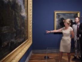 Los paisajes de Roma, en el Museo del Prado